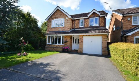 Hazel Way, Linby