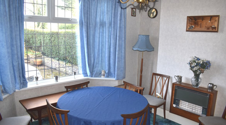 37 Holly Road – Dining Room.
