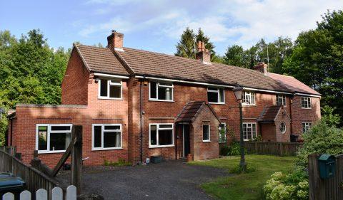 Forestry Houses, Rigg Lane, Ravenshead