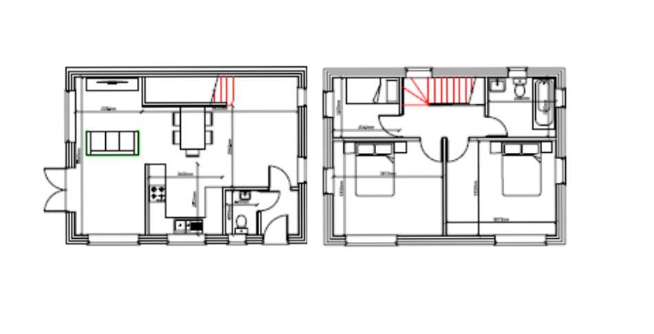 Floor Plan Detached