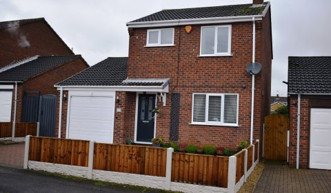 Milldale Walk, Sutton-in-Ashfield