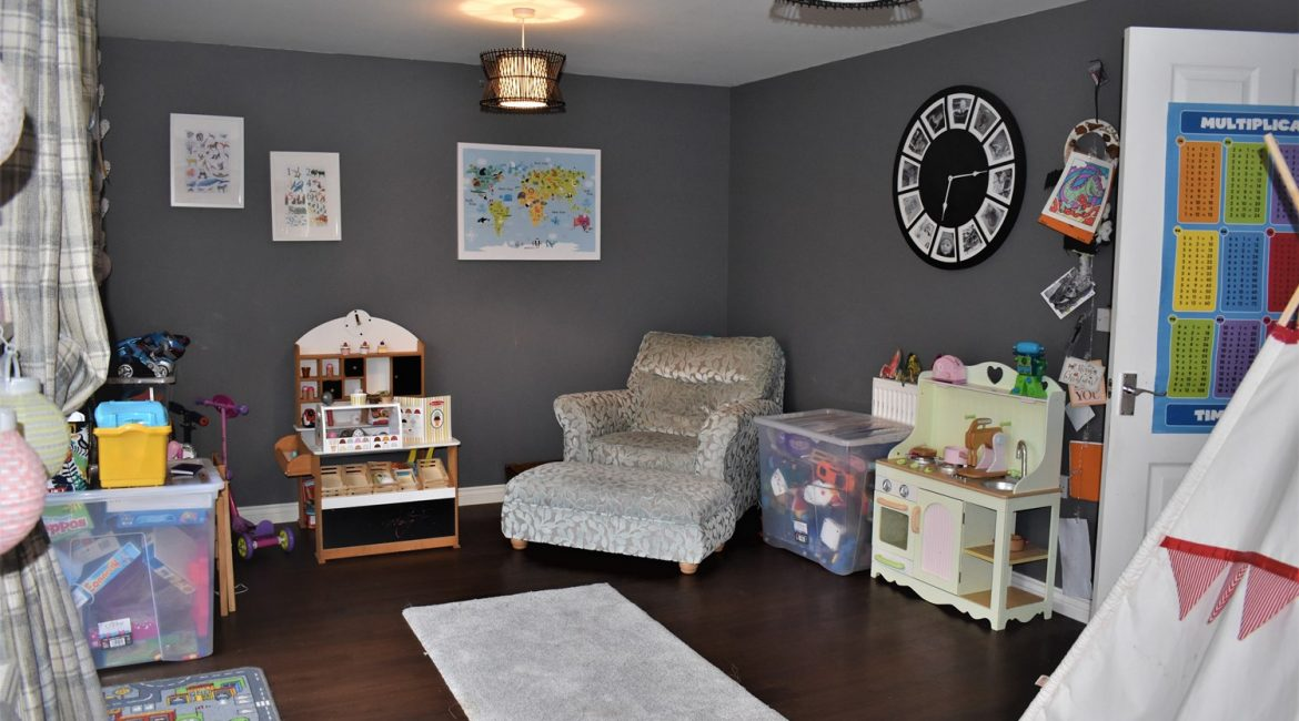 10 The Fields – Family Room