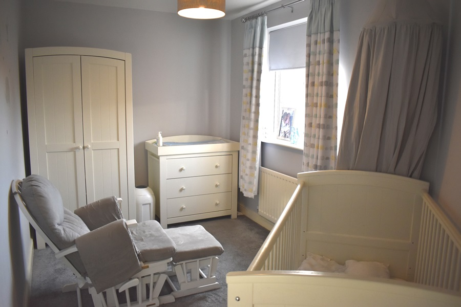 1 Cavendish Street – Bedroom Two