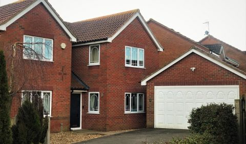 Juniper Close, Bilsthorpe
