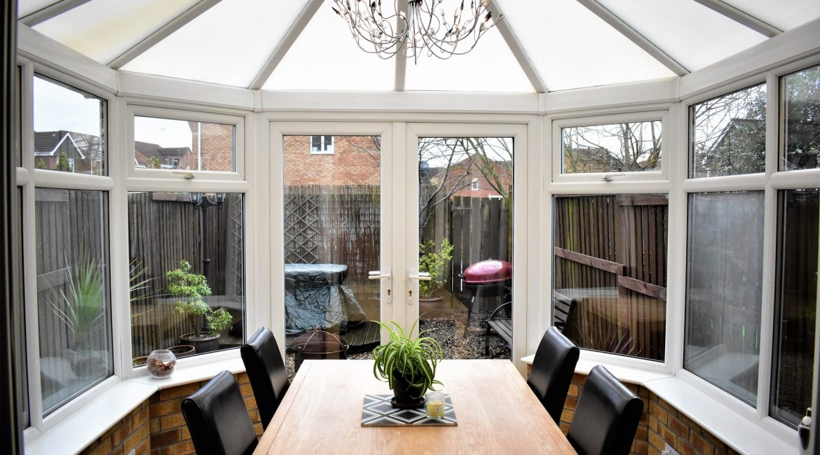 8 Marley Bank – Conservatory