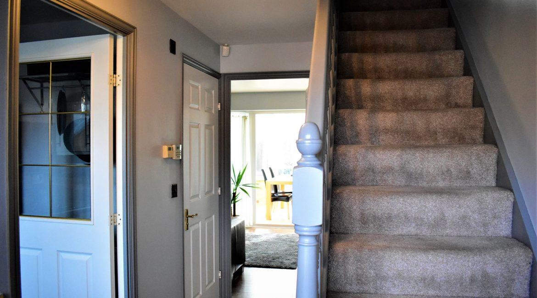 8 Marley Bank – Hallway