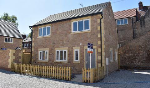 Manor Mews, Mansfield Woodhouse