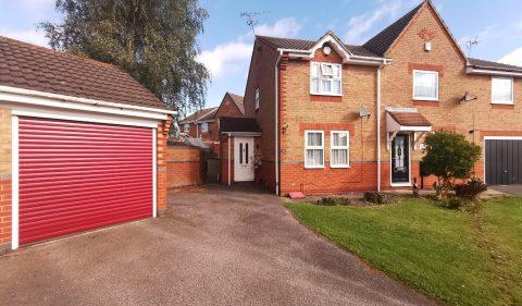 Bythorn Close, Sutton-in-Ashfield