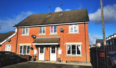 Prospect Place, Sutton-in-Ashfield