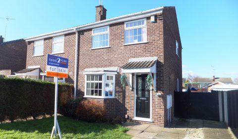 Haycroft Close, Mansfield Woodhouse